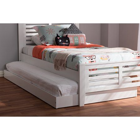 Home In 2020 Twin Trundle Bed Simple Bed Bed Design