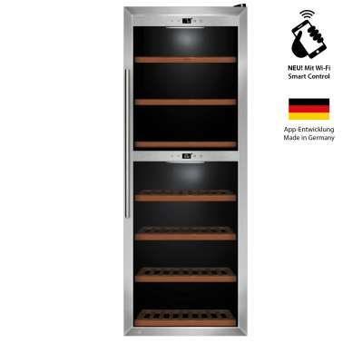Weinkuhlschrank Winecomfort 1260 Smart Mit App Fur 126 Fl Weinkuhlschrank Schrank Schliessfacher