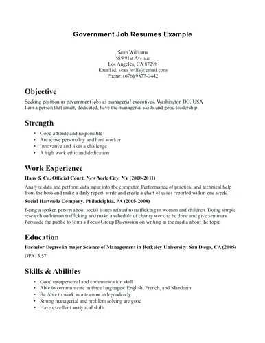Resume Templates Job Specific Resume Examples Job Resume Examples Job Resume Template