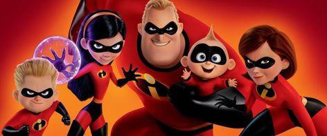 Incredibilii 2 - Faceți cunoștință cu personajele | Disney RO