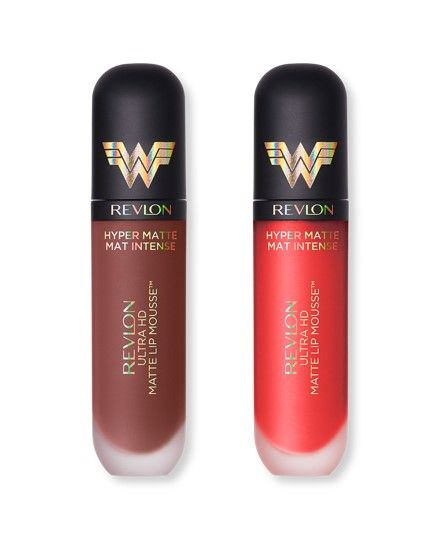 Revlon X Ww84 Wonder Woman Collection In 2020 Revlon Makeup Revlon Matte Revlon