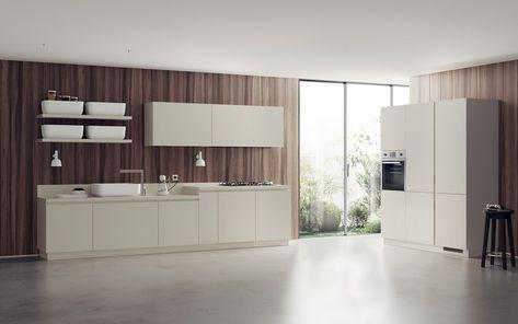 112 best Minimalistische Küche images on Pinterest Minimalist - led einbauleuchten küche
