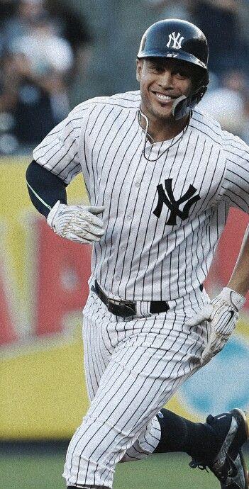 Giancarlo Stanton New York Yankees Baseball Ny Yankees Poster New York Yankees