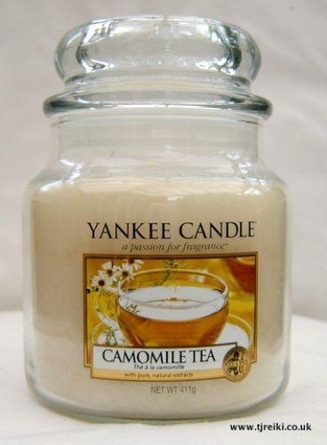 Yankee Candle Kamillentee Housewarmer Jar Niemals Zu Viele