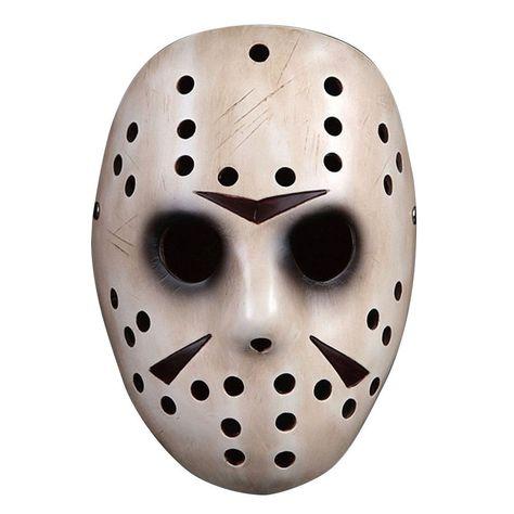Friday the 13th Hockey Mask USA SELLER Halloween Jason vs Freddy Costume  Movie