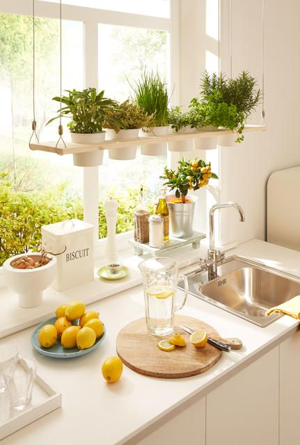 Die besten 25+ Küchendekoration Ideen auf Pinterest | Ideen für ...