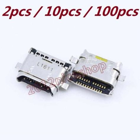 10pcs OEM Charger Port Dock Charging Connector For ASUS
