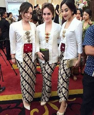 Model Kebaya Modern Muslim 2018 W In 2019 Model Kebaya Kebaya
