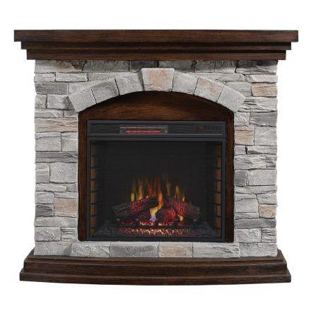Faux Fire Place Farmhouse Fireplace Fireplace Electric Fireplace