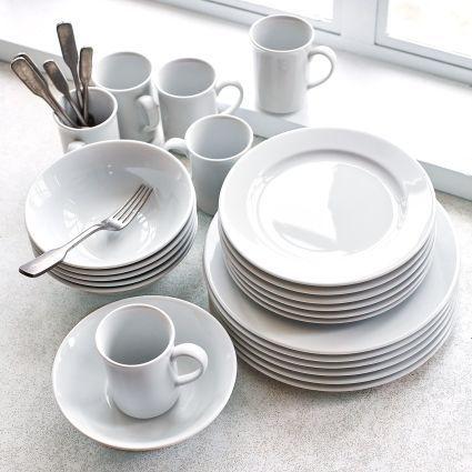 Bistro 24 Piece Dinnerware Set Dinnerware Dinnerware Set