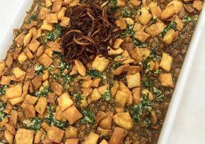 طريقة عمل حراق اصبعو بالصور من Abby Cuisine Recipe Vegetarian Recipes Cooking Recipes Cooking