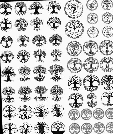 ✔ Tattoo Tree Of Life Maori #tattoodo #tattoosnob #skinartmag