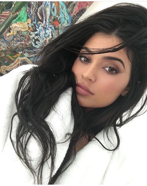 Kylie Jenner makeup- candy K lip kit