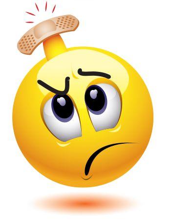 Bump Funny Emoticons Smiley Emoji Funny Emoji