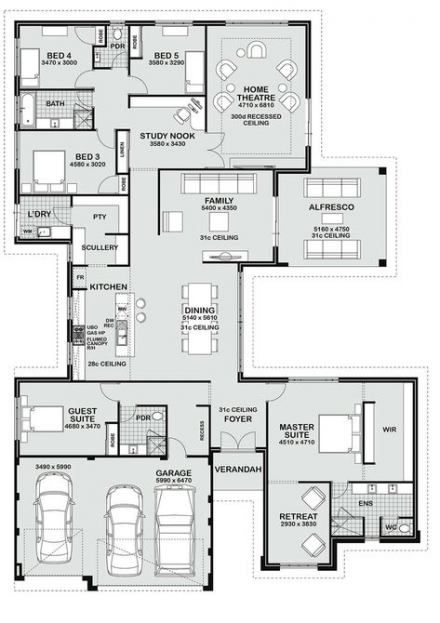 Best House Plans Mansion Kitchens 39 Ideas Dream House Plans House Floor Plans Floor Plans