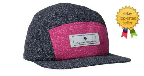 a0e7609ab64 LRG mens Y142525 DAN ATLANTA 5-panel Colorblock Snapback Cap Hat one size  NEW  LRG  BaseballCap