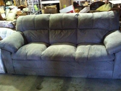grey microfiber sofa Google Search livingroom