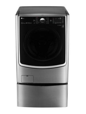 Lg Wm5000hva 5 2 Cu Ft Ultra Large Capacity Washer With