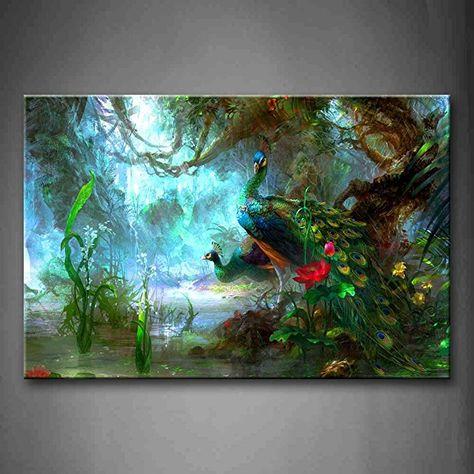 Bild /'Natur/' Deko Dekoration Wandbild Kunstdruck Kunst Kunstwerk Leinwand