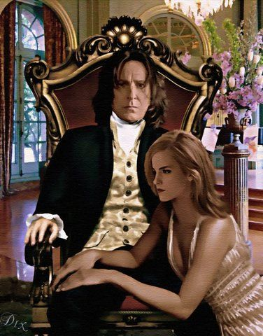 Severus Snape And Hermione Granger Photo By Poisonmaster1 Snape And Hermione Severus Snape Hermione Granger Severus Snape Fanfiction