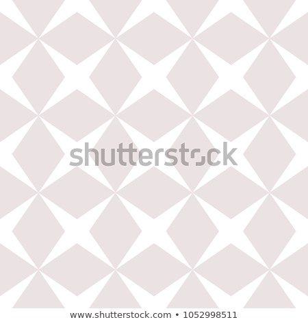 Subtle Vector Seamless Pattern With Diamond Shapes Rhombuses