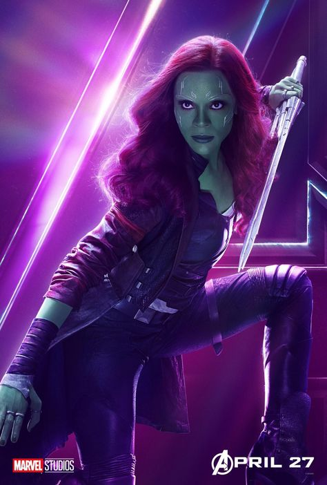 Avengers assemble in 22 'Infinity War' character posters
