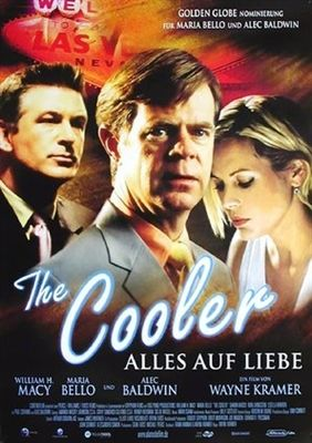 The Cooler Poster. ID:1613472 | Cool posters, Cooler, The cooler movie