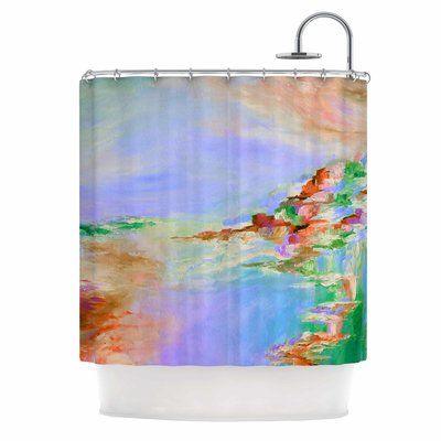 68 x 80 Wall Tapestry Kess InHouse EBI Emporium Anything Worth Coral Purple Mixed Media