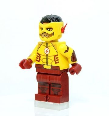 Reverse Flash Lego Minifigure Custom Printed With Free Collector Card
