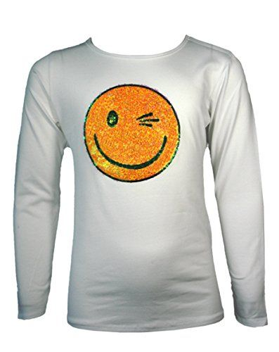 GIRLS T-SHIRTS AND LEGGINGS EMOJI EMOTICONS SMILEY FACES SHORT SLEEVE TOPS 7-13