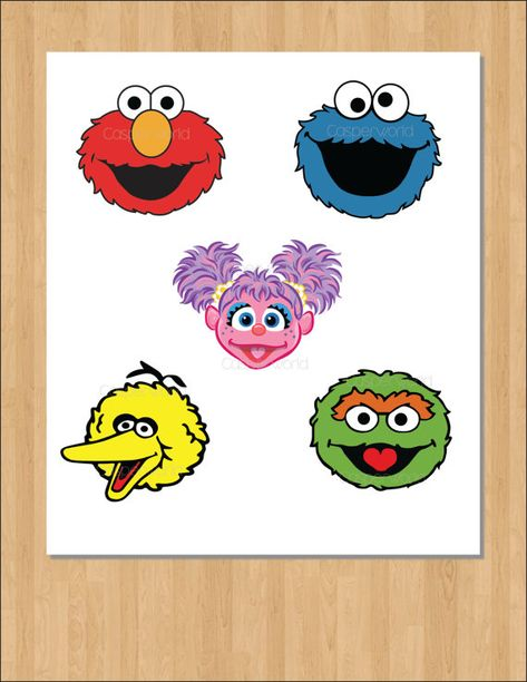 List Of Pinterest Abby Cadabby Face Cookie Monster Pictures
