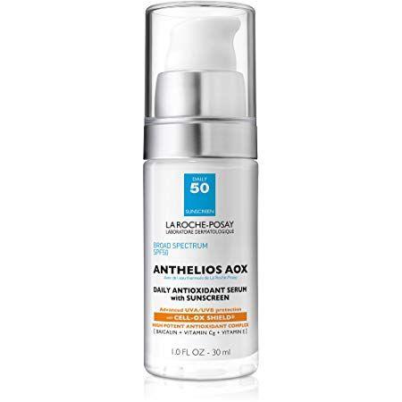 La Roche Posay Anthelios Aox Serum With Sunscreen Spf 50 1 Fl Oz