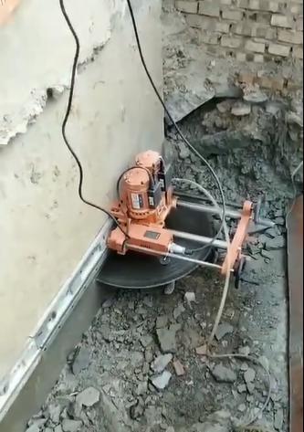 Pin On Wall Cutting Machine