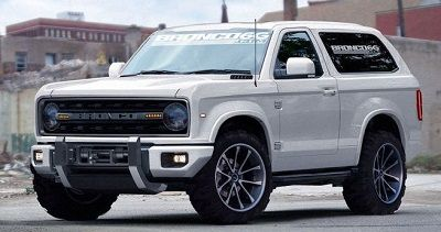 2019 Ford Bronco Redesign Specs Price Ford Bronco Concept