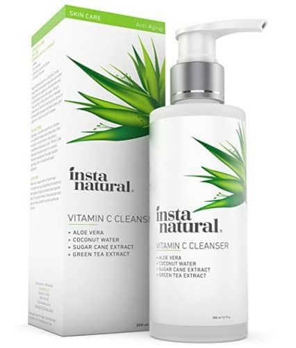best natural face cleanser