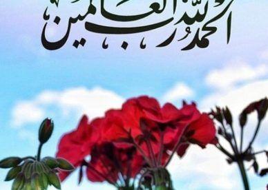 اجمل صور مكتوب عليها الحمد لله الذي بنعمته تتم الصالحات عالم الصور Good Morning Arabic Islam Art