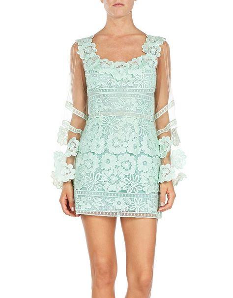 Questo abito corto Blumarine 90558476f18