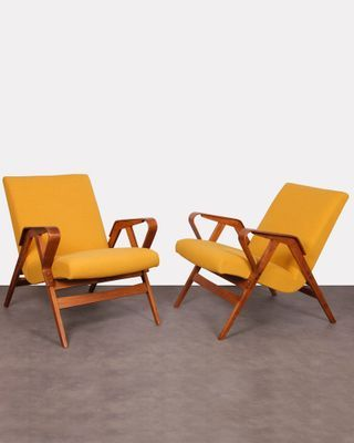 Vintage Lounge Chairs For Sale