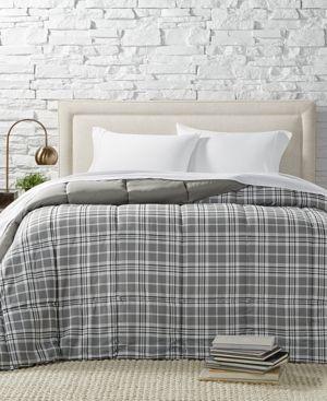 Home Design Down Alternative King Comforter CLOSEOUT Home Design ...