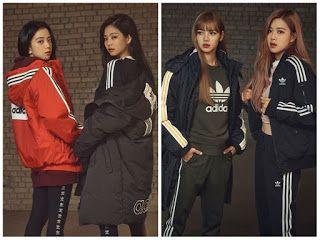BLACKPINK For Adidas Korea Fall Winter 2018 | Korea winter