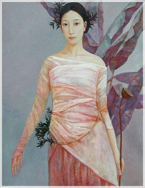Xue Mo Bellas Artes Pintura Arte Arte Pintura