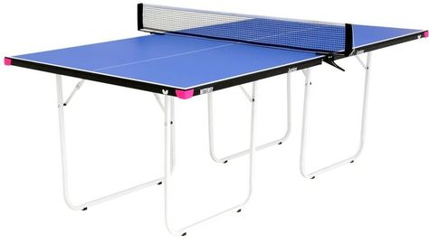 Butterfly Junior 3 4 Foldable Table Tennis Table Best Ping Pong