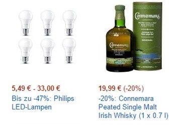 Inspirational LE E LED Reflektor Reflektorlampe R ersetzt W Gl hbirnen W lm