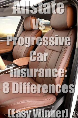 Allstate Vs Progressive With Images Progressive Car Insurance