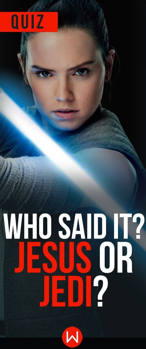 Quiz: Who Said It? Jesus Or Jedi? | Funny text messages