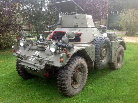 1959 Daimler Ferret Mk 2 3 With Images Car Auctions Armored