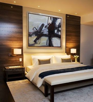 Modern Bedroom Wall Decoration Ideas Bed Wall Design Trends 2019 Modern Bedroom Interior Modern Bedroom Design Bedroom Lamps Design