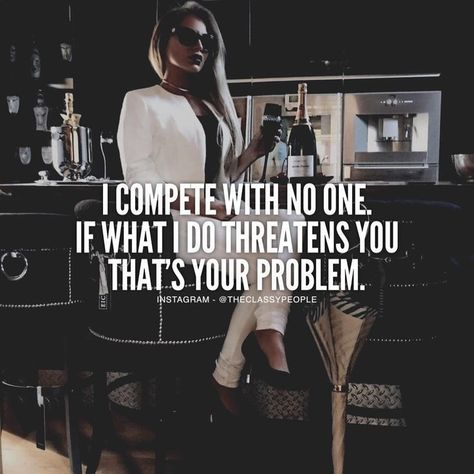 boss babe quotes quote of the day business women woman entrepreneur be your own woman don't settle motivational girls love confidence chase your dreams