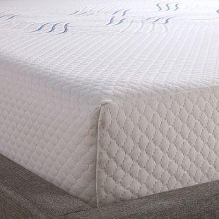 8 Thick Sealy Memory Foam Mattresses You Ll Love Wayfair Foam