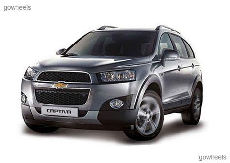 Captiva In India Diesel Cars Chevrolet Car